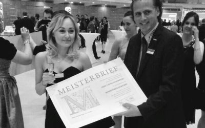 Erste Kosmetik-Meisterfeier in Bayern