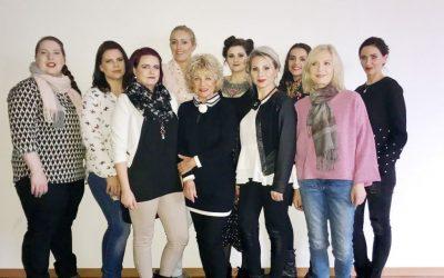 Make-up Seminar mit Malu Wilz-Meelgard