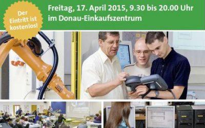 Fach- und Weiterbildungsmesse am 17. April 2015 im DEZ