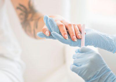 Hand Nagelpflege Kosmetikschule Döpfer