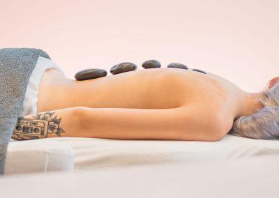 Hot Stone Massage Kosmetikschule Döpfer