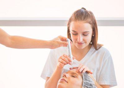 Needling Anleitung Kosmetikschule Döpfer